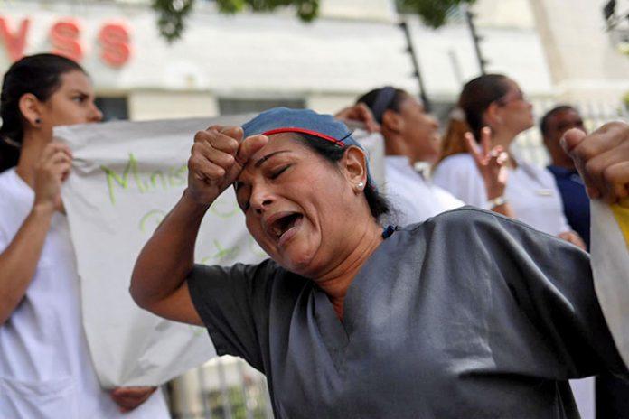enfermeras Venezuela