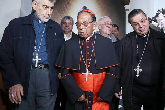 cardenal Toribio Ticona