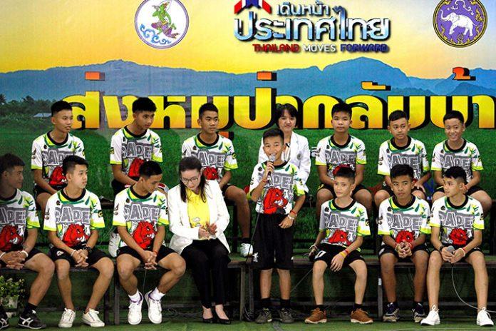 rescatados Tailandia