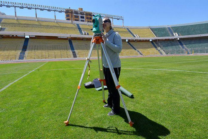inspección estadios