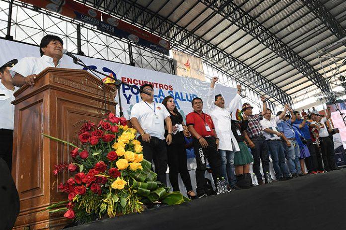 Evo Morales 5