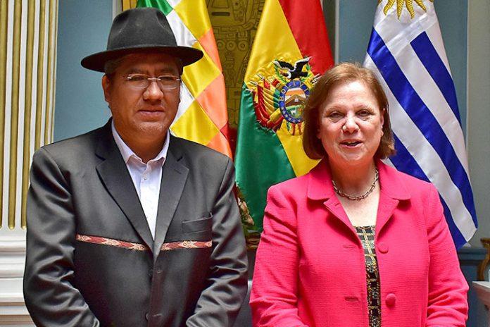 Diego Pary y Marión Blanco