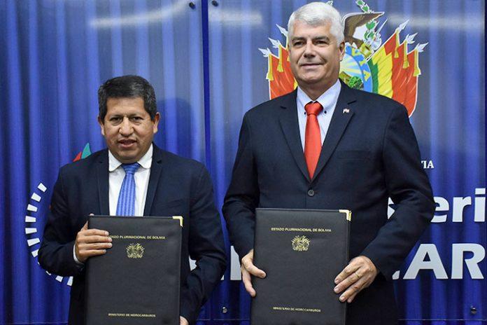 Luis Alberto Sánchez y Arnoldo Wiens