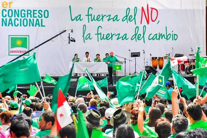 Movimiento Demócrata Social
