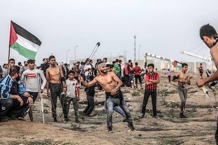 enfrentamiento Franja de Gaza
