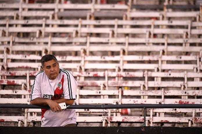hincha River Plate