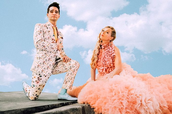 Brendon Urie y Taylor Swift