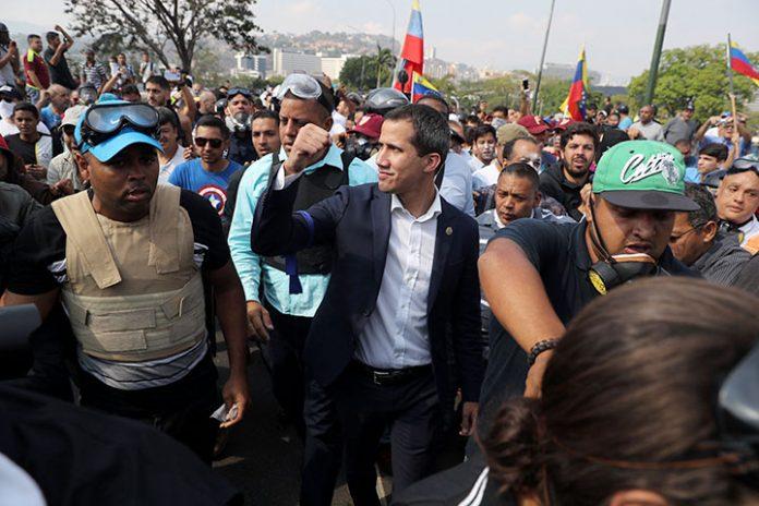 Juan Guaidó 3