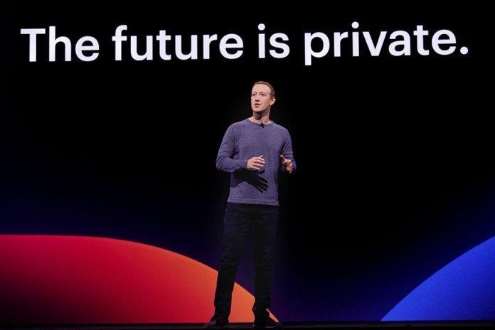 Mark Zuckerberg F8
