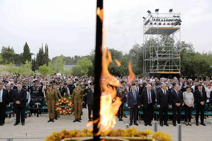 Día de Recuerdo del Holocausto