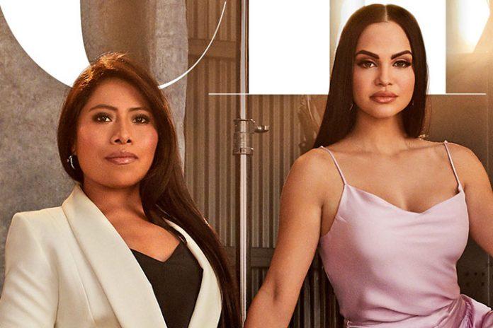Yalitza Aparicio y Natti Natasha