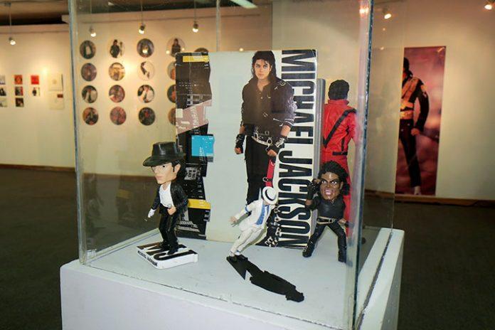 colección de Michael Jackson