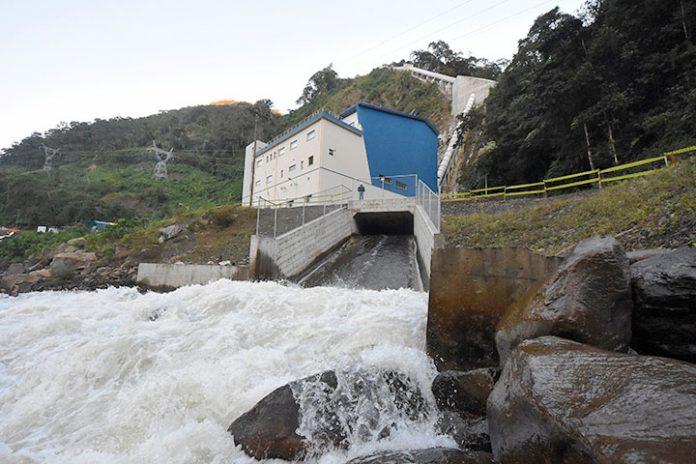 hidroeléctrica San José 2