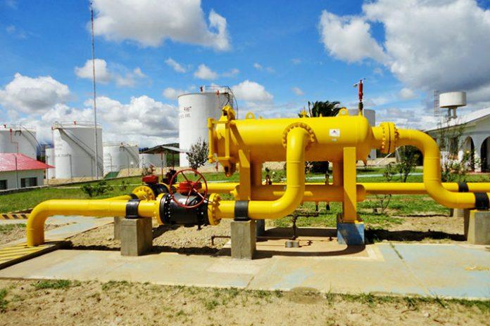 gas YPFB