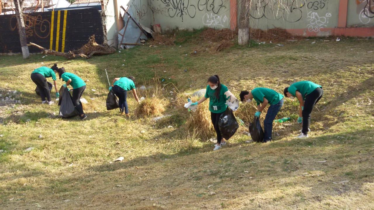 25 promociones a nivel nacional junto a sus familiares y amigos desarrollaron iniciativas que impactan positivamente en la comunidad y el medioambiente
