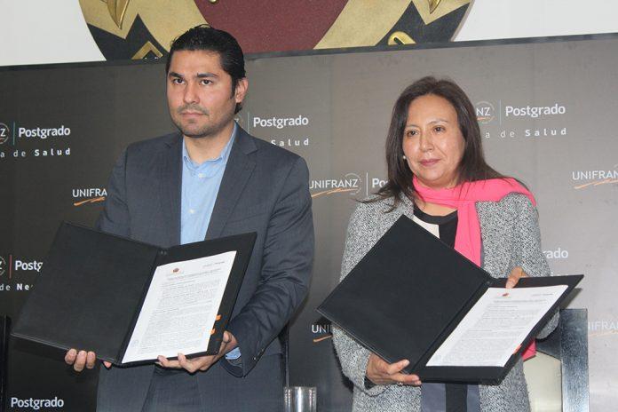 Procuraduría General y Unifranz firman acuerdo