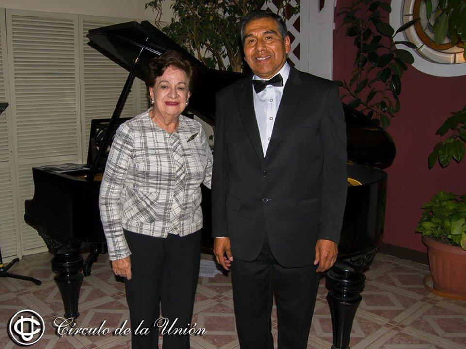 Rosario Chacón Carlos Illanes