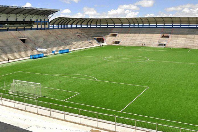 estadio El Alto