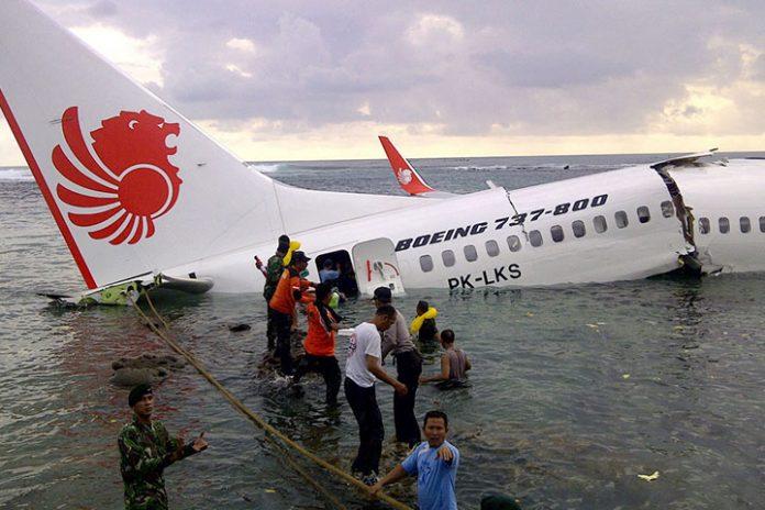 vuelo JT610 de Lion Air