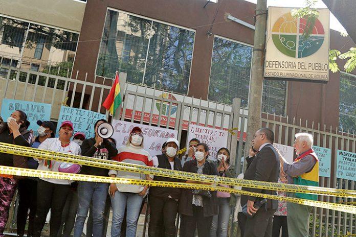 Defensoría del Pueblo Cochabamba