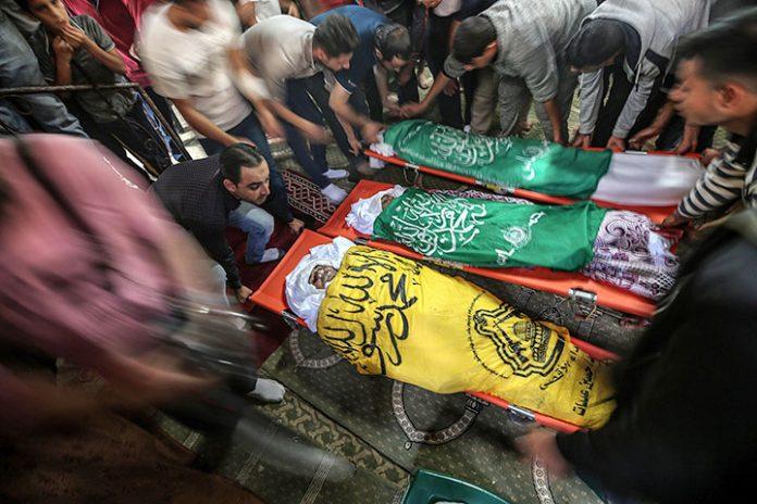 Egipto y ONU intentan parar escalada entre Israel y Yihad Islámica