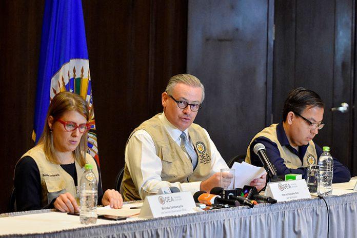 Misión Observadora OEA