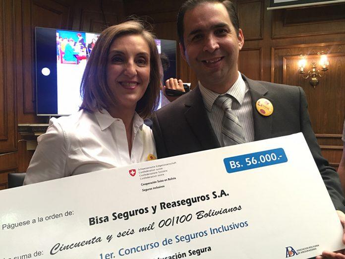 Sabrina Bergamaschi y Martín Gonzales