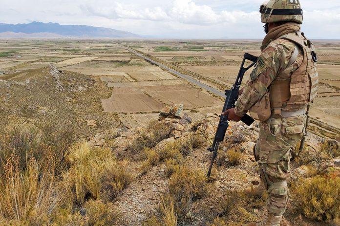 ejército Oruro