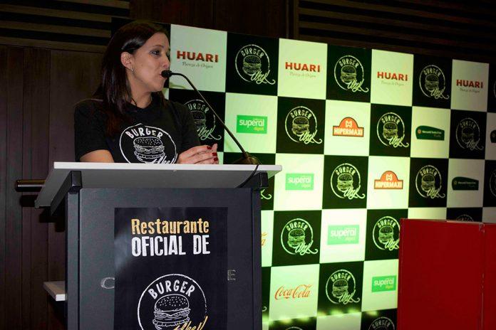 Valeria Adriazola Directora Vértice Comunicación