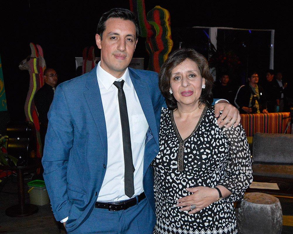 Andrés Alba Carmen Soriano