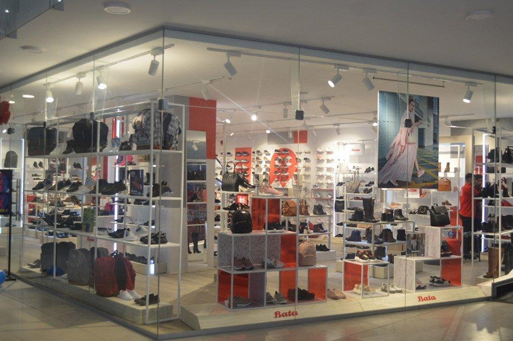 Bata Bolivia presentó una nueva sucursal en el centro comercial Cielo Mall