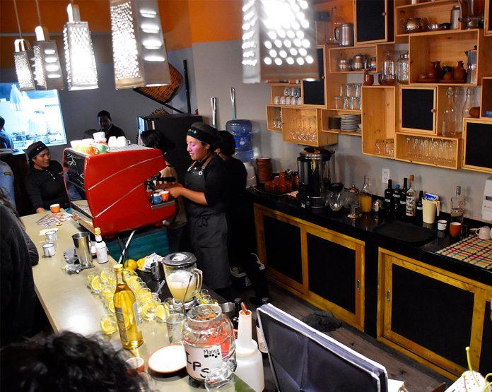Cafeteria Manq'a