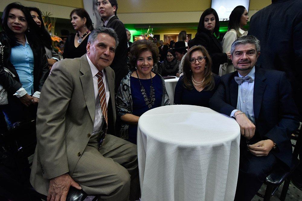 Waldo López Suarez Beatriz Jordan Rosario VargasRoberto Deheza