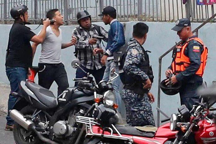 paramilitares Venezuela