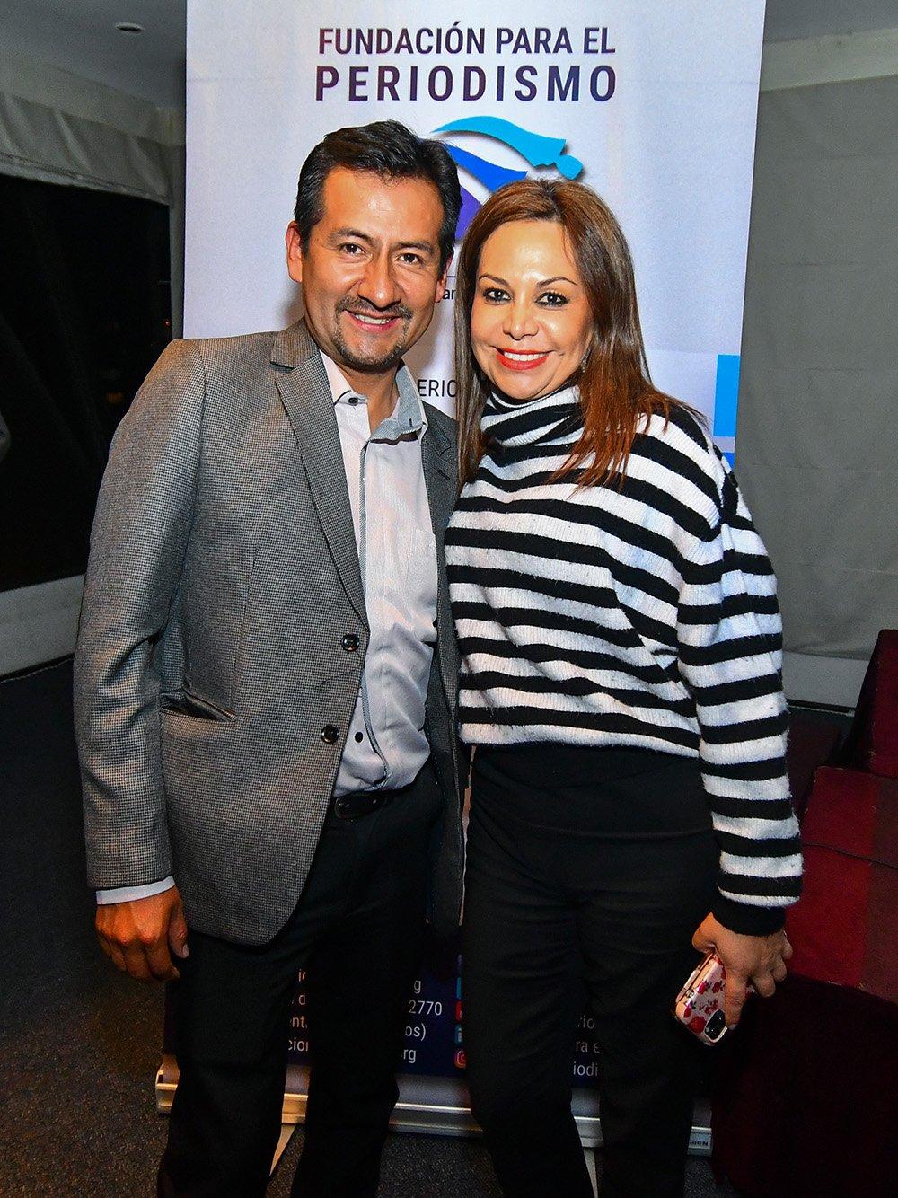 Bernabe Lopez Roxana Lizárraga