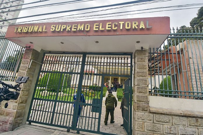 Tribunal Supremo Electoral
