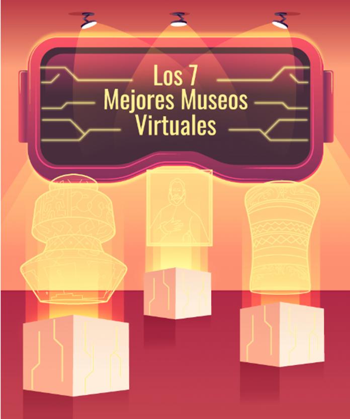 Los 7 merjores museos virtuales