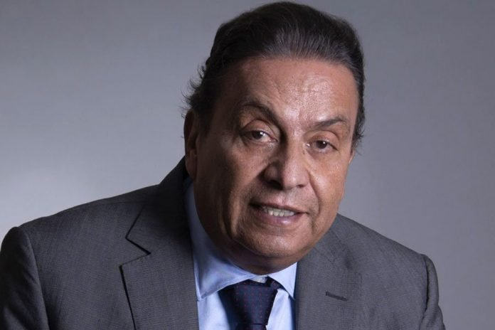 Presidente de la Cámara Nacional de Comercio CNC Bolivia Rolando Kempff