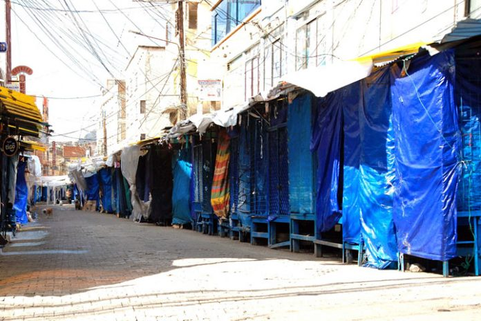 mercado La Paz