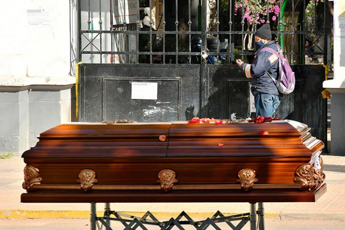 Cementerio General de Cochabamba