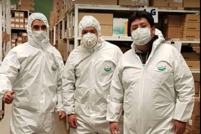 Con el propósito de brindar seguridad y cuidar el bienestar de los colaboradores en el desempeño de sus actividades Droguería Inti elaboró una serie de estrictos protocolos de bioseguridad 1