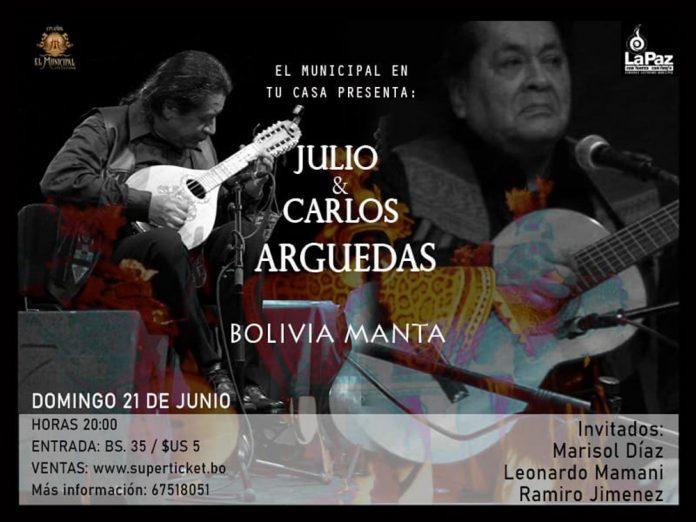El dúo Arguedas festejará el Año Nuevo Andino Amazónico con un concierto de música precolonial