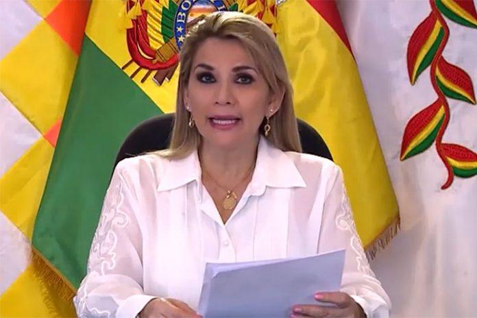 Jeanine Áñez 4