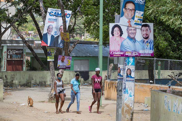 elecciones República Dominicana