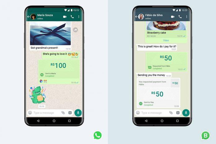 pagos digitales por WhatsApp