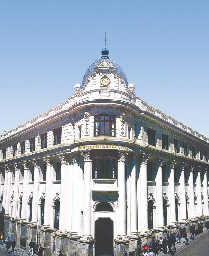 El Banco Mercantil Santa Cruz se posiciona como el único banco boliviano entre los 100 bancos más grandes de Latinoamérica