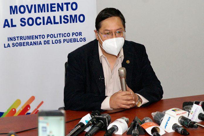 Luis Arce Catacora