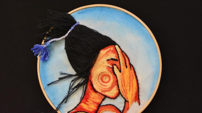 A traves de su galeria virtual el Centro Cultural de la UPB presenta la nueva exposicion de la artista multidisciplinaria.