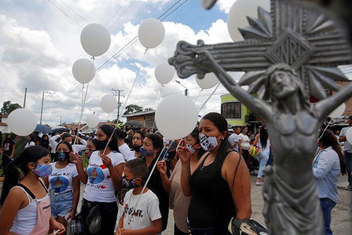 Colombia masacres