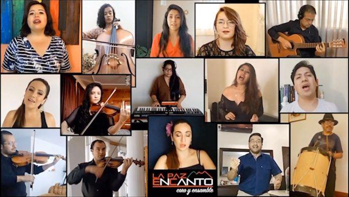 Coro Sinfónico de Bolivia UPB